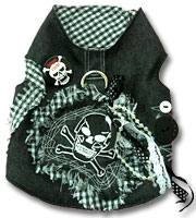 Punk Rock Skull Harness