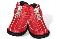 Air Doggy Boots Red