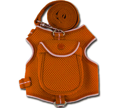 Backpack Harness Orange