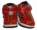 Air Doggy Sandals Red