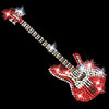 Red/Silver Guitar