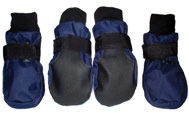 Navy Blue Soft Paw Protectors