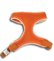 Basic Soft Harness Orange