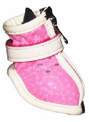 Pink Doggy Stylin' Boots