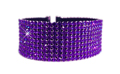 #Swarovski_Collar_22_Nine_Row Swarovski Crystal Dog Collar 22
