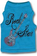 Rock Star with Bling Guitar